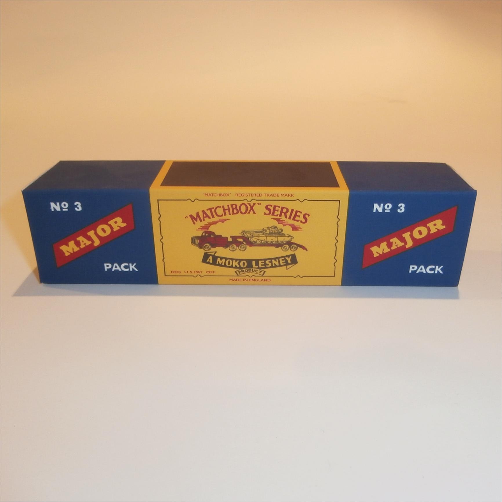 REPRO BOX MATCHBOX 1:75 n 49 Army Half Track Mark III