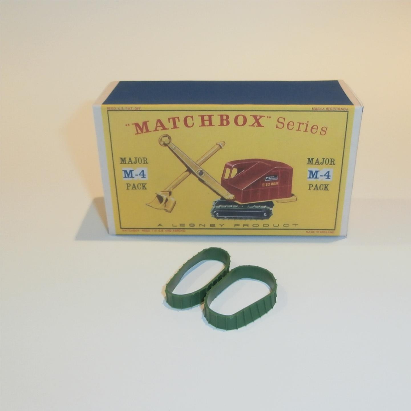 Speelgoed en spellen Overig MATCHBOX 1/75 1st SERIES REPLACEMENT GREEN TRACKS
