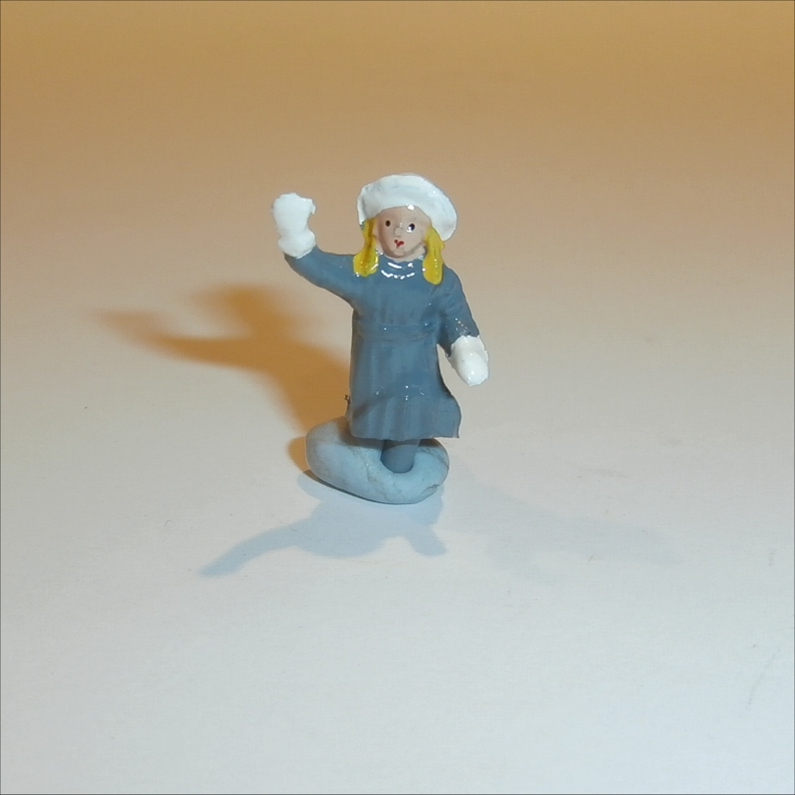Corgi Toys  266 Chitty Chitty Bang Bang character Passenger Truly Scrumptious