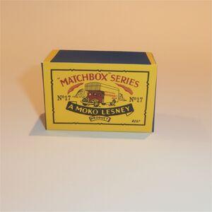Repro box Matchbox Superfast nº 69 londres taxi nuevas Box
