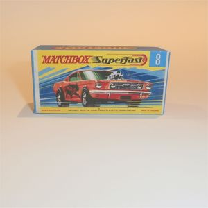 Matchbox Superfast 8f Wildcat Dragster tranfsers//Calcomanías