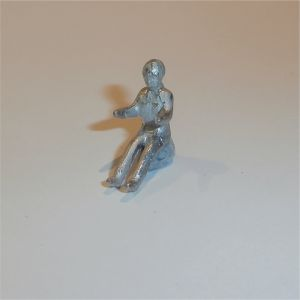 Dinky 100 Series Metal Touring Car Driver UnPainted