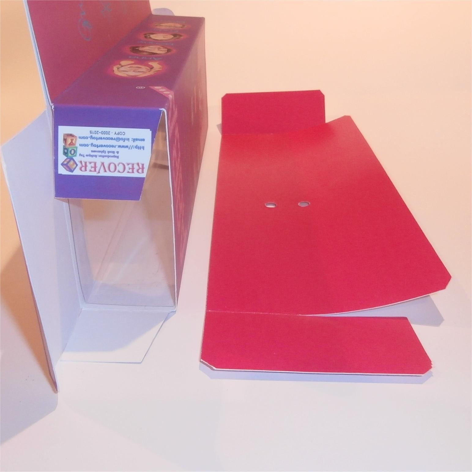 Matchbox Abba Doll Box Set of 4 - Inside