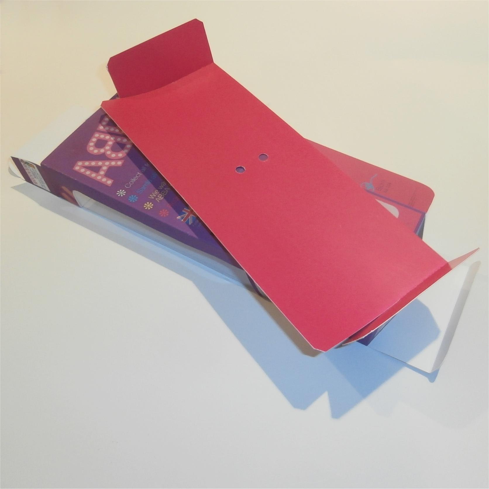 Matchbox Abba Doll Box Set of 4 - Backing